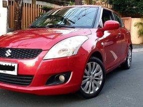 2015 Suzuki Swift for sale in Quezon City