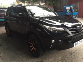 2017 Toyota Fortuner for sale in Las Pinas