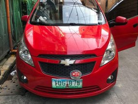 2012 Chevrolet Spark for sale in Manila