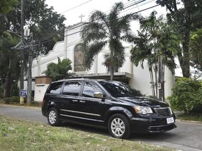 2013 Chrysler Town And Country for sale in Quezon City