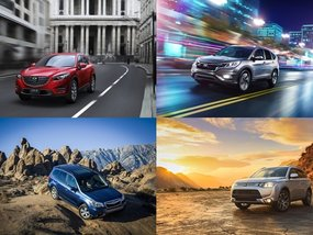 Used-car buying tips: Top 4 safest midsize SUVs of 2015