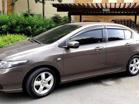 Honda City 2012 1.3MT at 42000 km