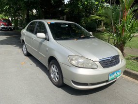 Used 2004 Toyota Altis for sale in Makati
