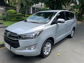 2017 Toyota Innova E casa maintained
