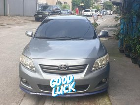 2008 Toyota Altis 1.6G Automatic Gasoline for sale