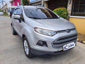 Selling Silver Ford Ecosport 2014 Automatic in Santa Rosa