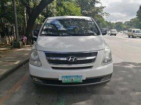 Sell White 2008 Hyundai Grand Starex in Quezon City