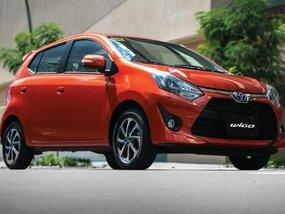 2020 Toyota Wigo for sale in Cebu City