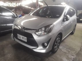 2018 Toyota Wigo for sale in Quezon City