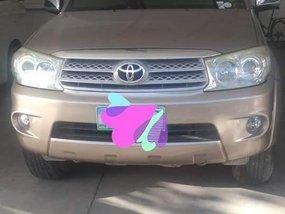 2011 Toyota Fortuner for sale in Cebu City