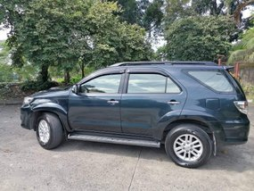 2013 Toyota Fortuner for sale in Parañaque