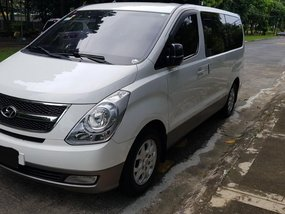 Hyundai Starex 2015 for sale in Quezon City
