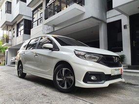 Honda Mobilio 2018 for sale in Quezon City