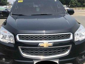 Chevrolet Trailblazer 2014 for sale in Manila
