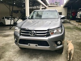 2017 Toyota Hilux for sale in Pasig