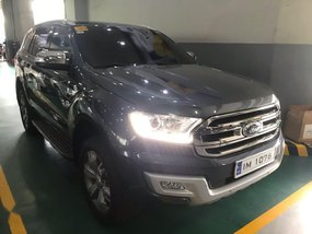 2nd-hand Ford Everest 2017 for sale in Las Piñas