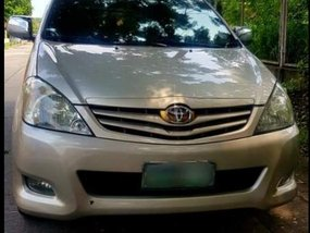 Used Toyota Innova 2009 for sale in Muntinlupa