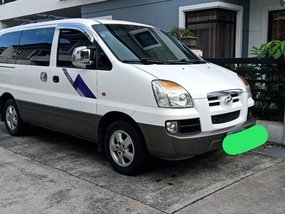 2005 Hyundai Starex for sale in Quezon City