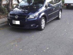 2014 Volkswagen Touran for sale in Manila