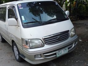2003 Toyota Hiace for sale in Rizal
