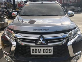 2017 Mitsubishi Montero Sport for sale in Cainta