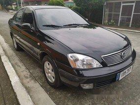 Black Nissan Sentra 2005 Manual Gasoline for sale