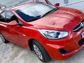 2018 Hyundai Accent 1.4GL AT FOR SALE in SILANG CAVITE