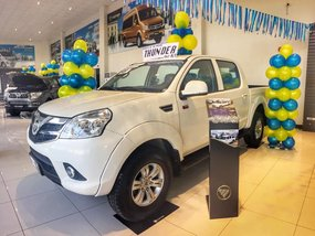 Brand New Foton Thunder 2018 Automatic Diesel for sale