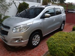 Used Chevrolet Spin 2013 at 35000 km for sale