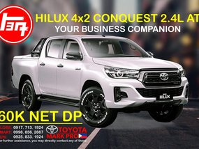 New Toyota Hilux Conquest 4X2 2020 for sale in Biñan