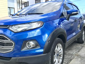 2015 Ford Ecosport Titanium AT Top of the Line
