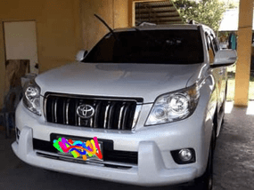 Land Cruiser Prado 2013 Dubai Edition for Sale