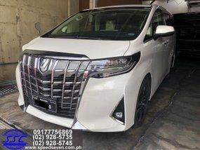 2019 Toyota Alphard Brand New (Pearl White)
