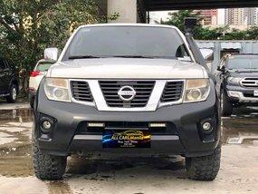 2014 Nissan Navara GTX 4x4 MT