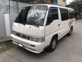 FOR SALE NISSAN URVAN ESCAPADE 2012 MODEL