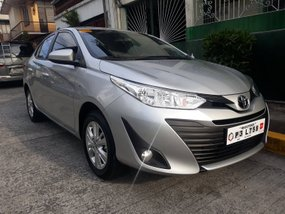 Toyota Vios E 2019 Automatic Transmission