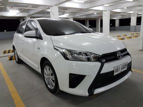 Used Toyota Yaris 2014 for sale in Manila
