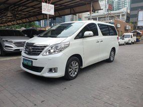 Second-hand Toyota Alphard 2013 for sale in Pasig