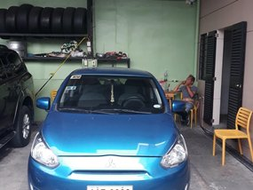 2015 Mitsubishi Mirage for sale in Quezon City