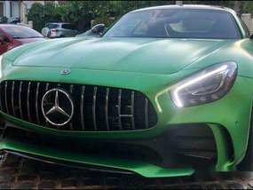 Used Green Nissan Gt-R 2018 at 5000km for sale in Pasig