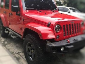 Used Jeep Wrangler 2017 for sale in Subic