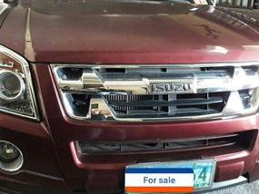 2nd-hand Isuzu D-max 2012 for sale in Quezon City