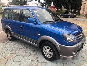 Second-hand Blue Mitsubishi Adventure 2013 for sale in in Talisay