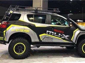 2015 Isuzu Mu-X for sale in Pasay