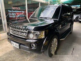 Black Land Rover Discovery 2017 Automatic Gasoline for sale