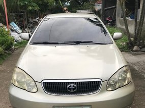 2nd-hand Toyota Corolla Altis 2001 for sale in Pasay