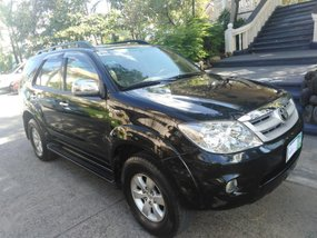2008 Toyota Fortuner for sale in Quezon City
