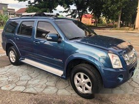 Selling Blue 2008 Isuzu Alterra in Talisay