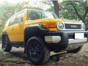 Used Toyota Fj Cruiser 2016 for sale in Manila
