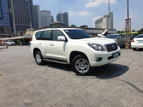 Used Toyota Land Cruiser Prado 2010 for sale in Pasig